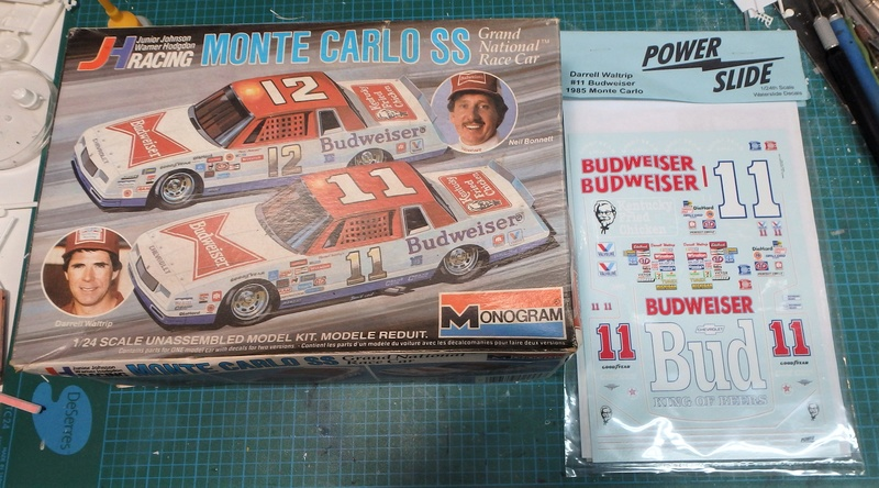 1985 Budweiser Monte Carlo P1031513