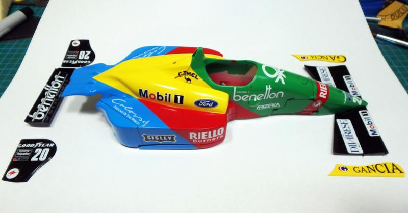 Benetton B188 Pa040510