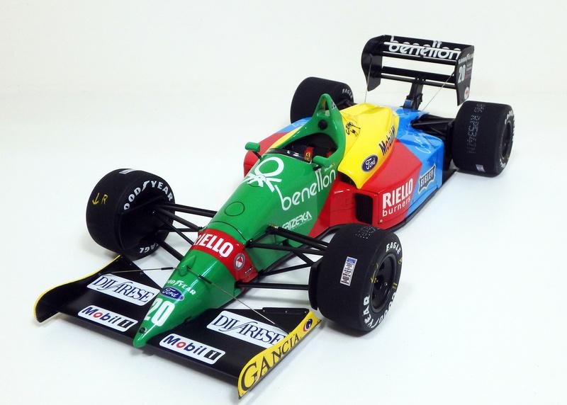 Benetton B-188 Pa160511