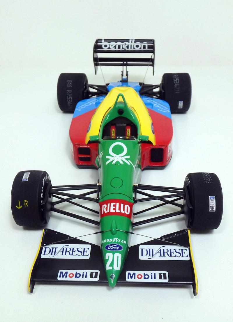 Benetton B-188 Pa160512