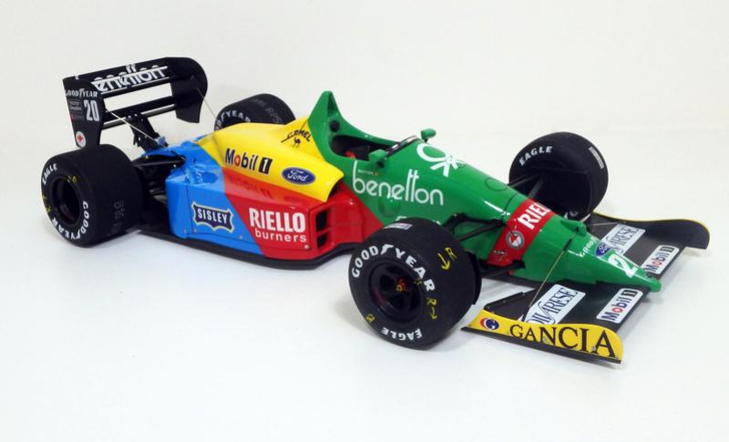 Benetton B-188 Pa160513