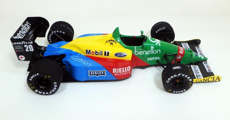 Benetton B-188 Pa160514