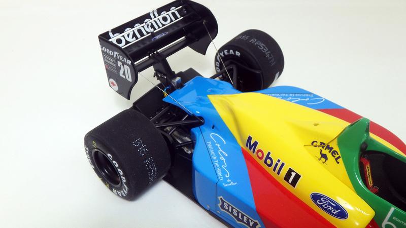 Benetton B-188 Pa160515