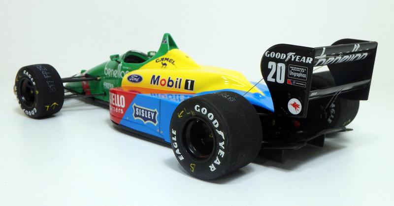 Benetton B-188 Pa160516