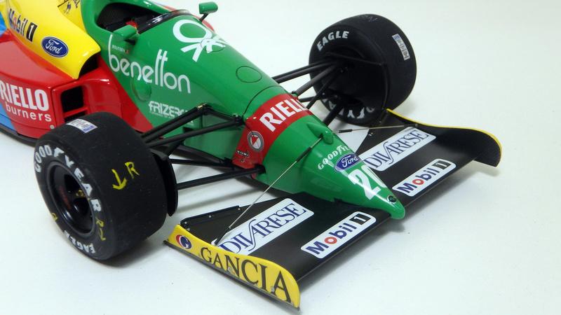 Benetton B-188 Pa160517