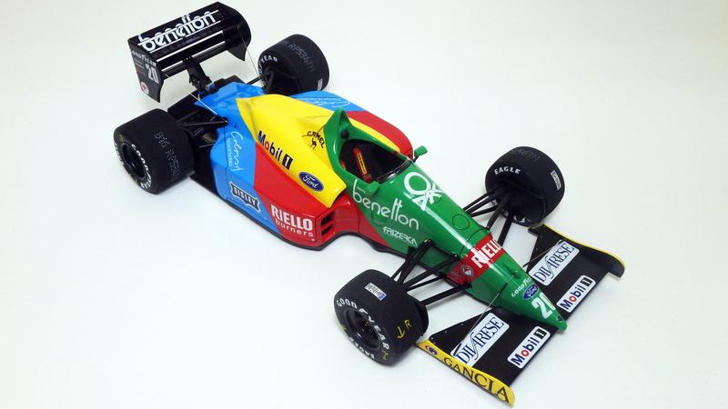 Benetton B-188 Pa160518