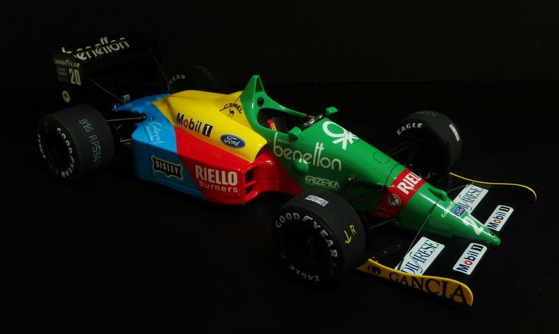 Benetton B-188 Pa160610