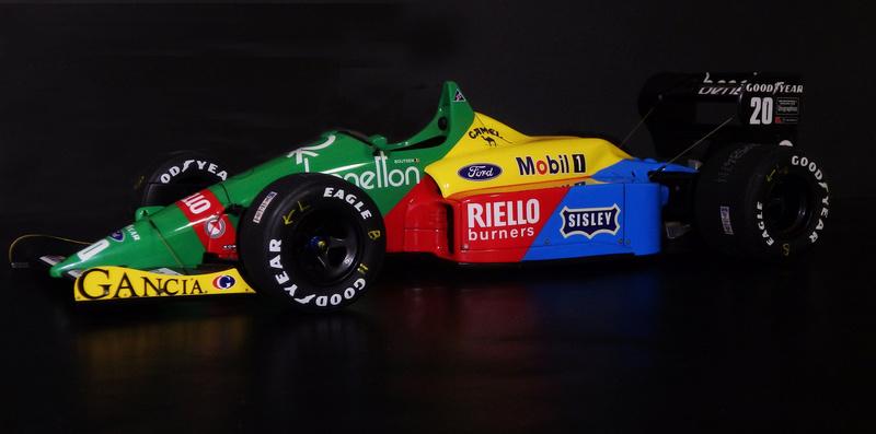 Benetton B-188 Pa160611