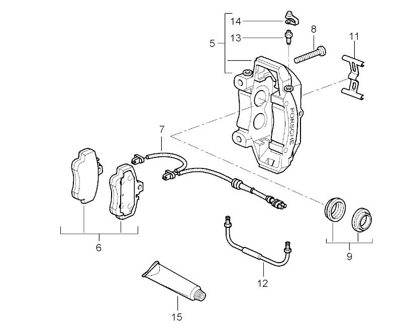 Changement plaquettes arrières 997 GT3 Sans_t10