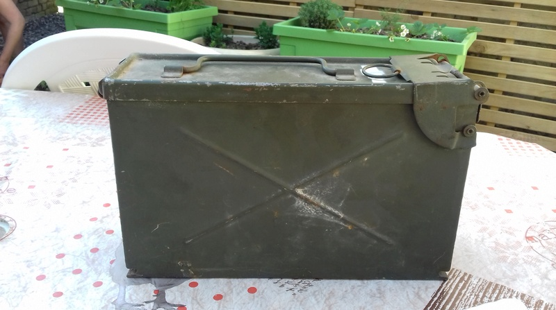 Boîte à munitions  20180575