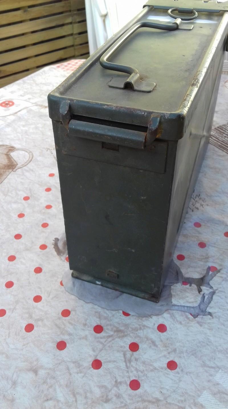 Boîte à munitions  20180579