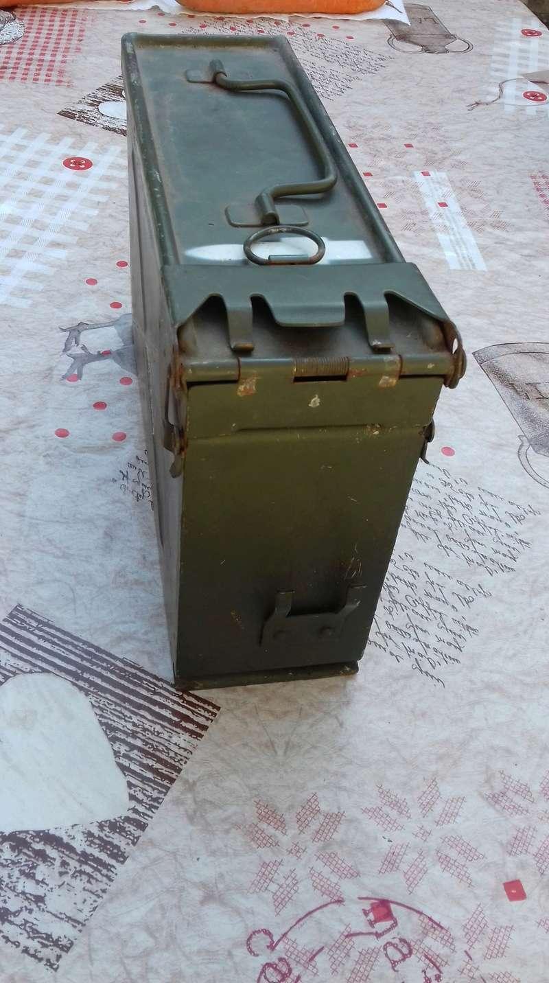 Boîte à munitions  20180581