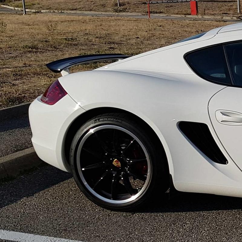 Changer les jantes de sa Porsche Paradi12