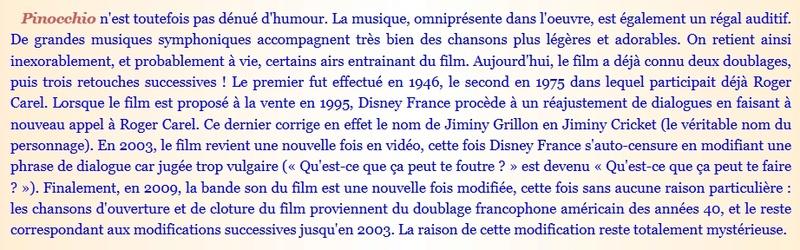 Pinocchio - Vf 1975 intégrale non censurée Sans_t10