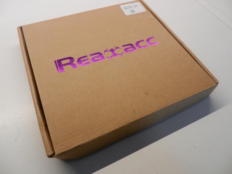 Realacc X-210 Dscn9918