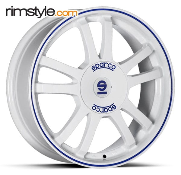 "17"" white sparco alloys with tyres £360 A4ff4610"