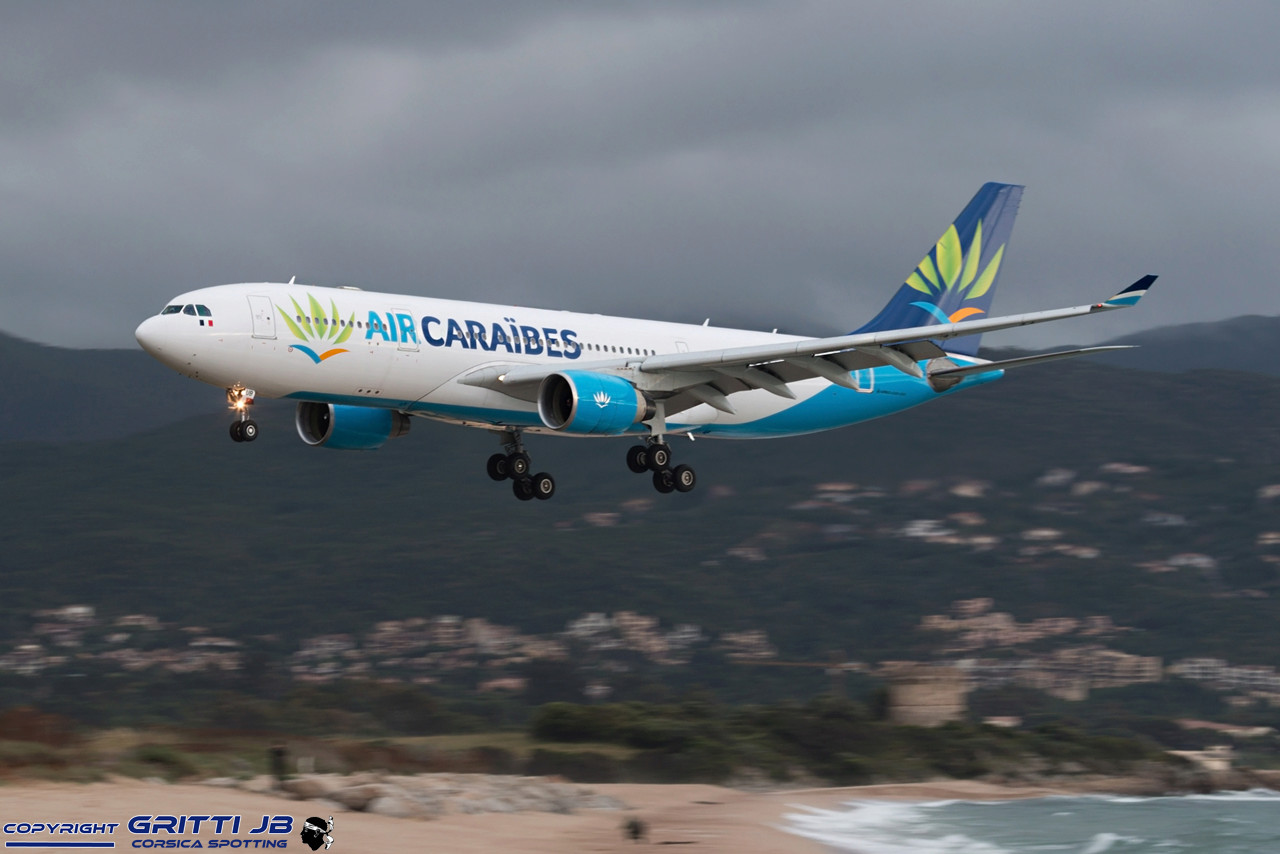 LFKJ Ajaccio - Page 2 A330-212