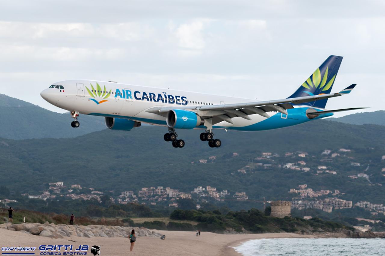 LFKJ Ajaccio - Page 2 A330-216