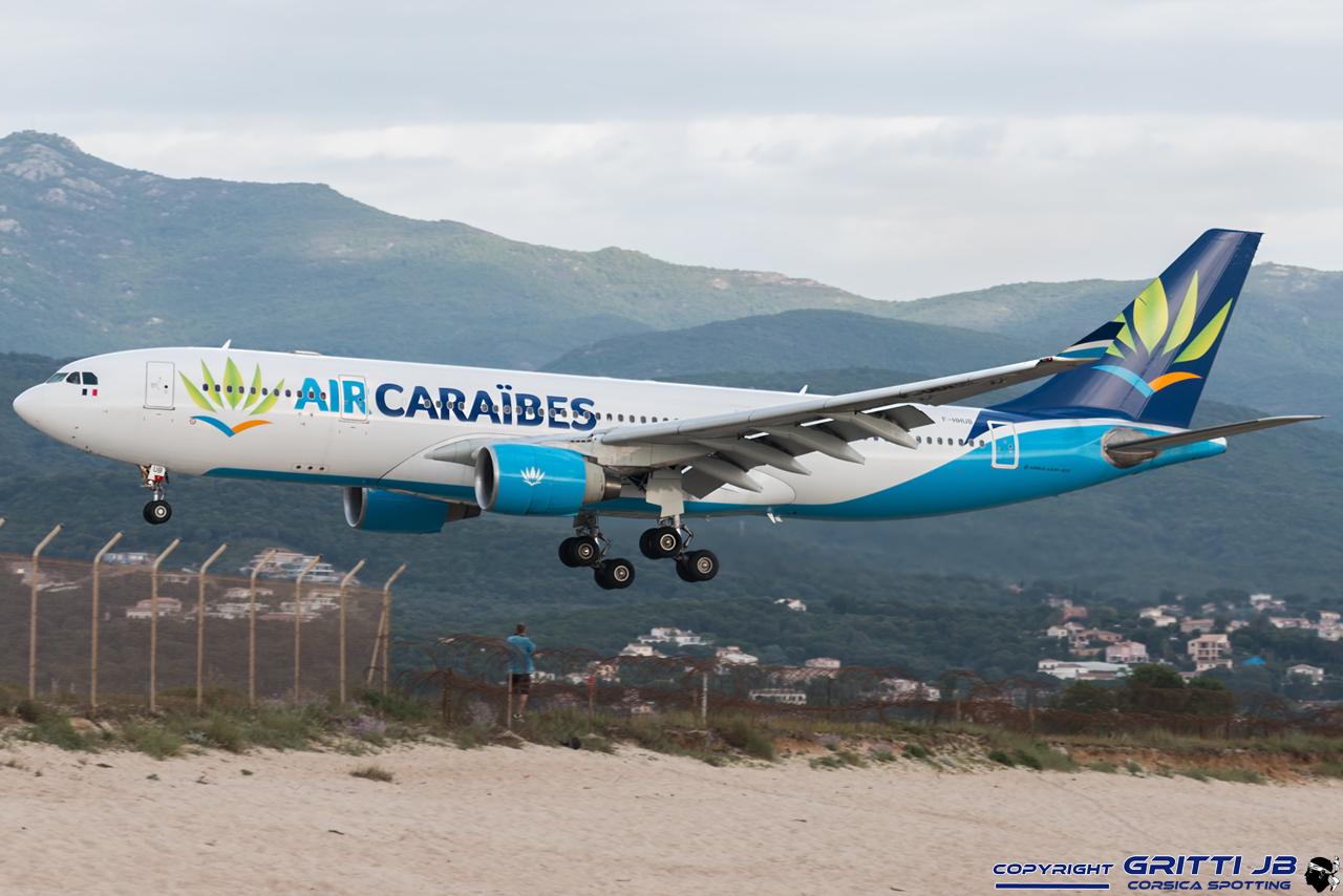 LFKJ Ajaccio - Page 2 A330-217