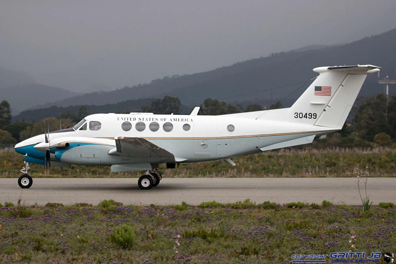 LFKS Solenzara BA126 Beechc10