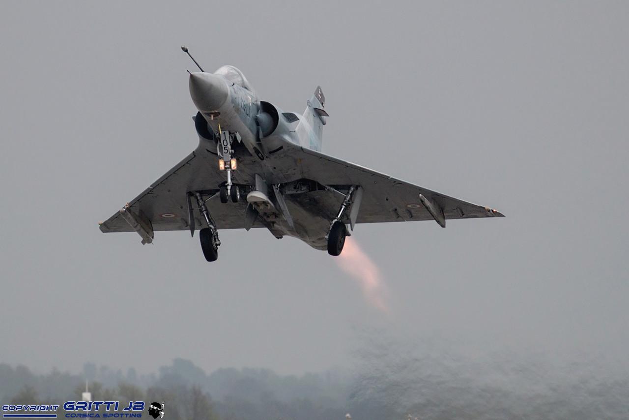 LFKS Solenzara BA126 Mirage38