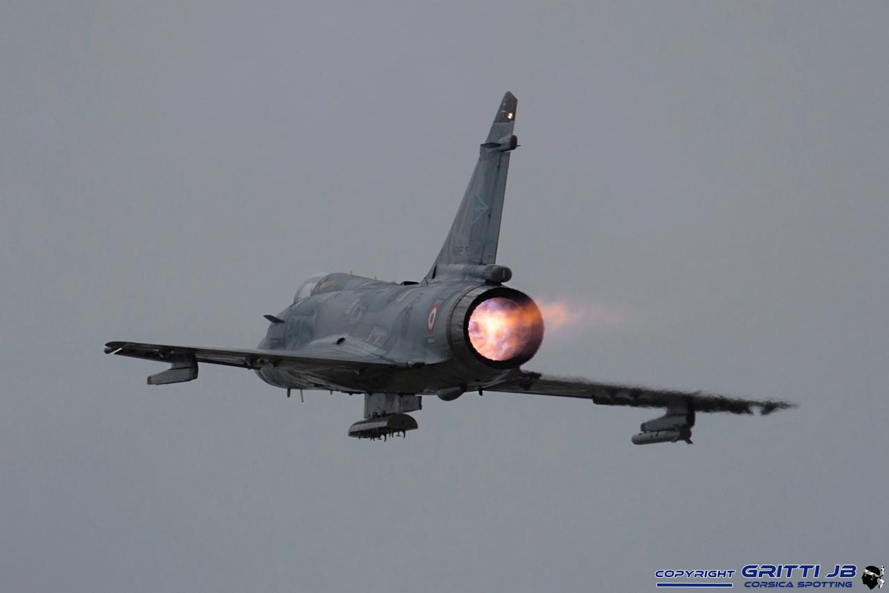 LFKS Solenzara BA126 Mirage39
