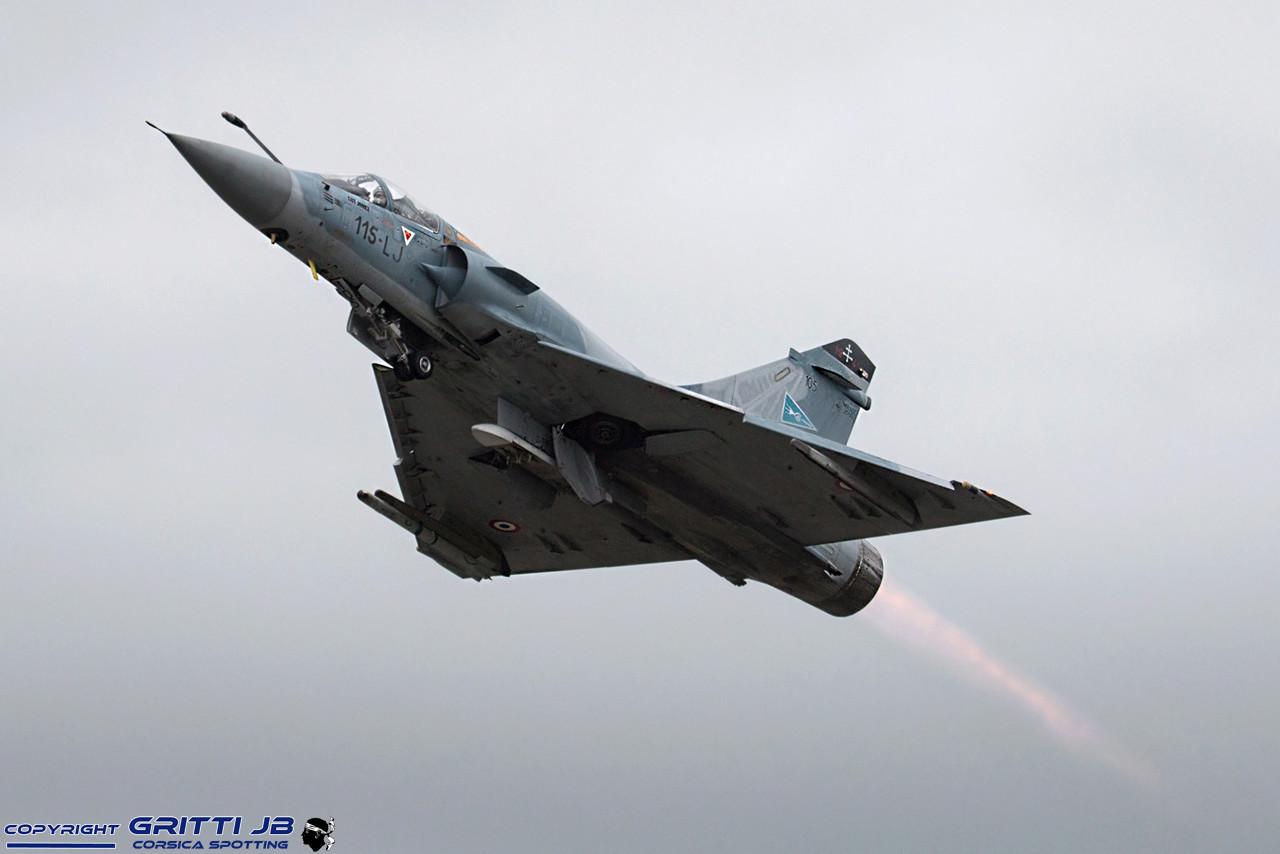 LFKS Solenzara BA126 Mirage41