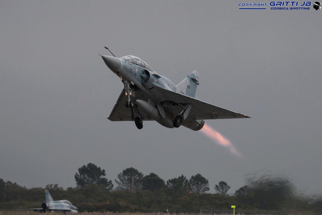 LFKS Solenzara BA126 Mirage42