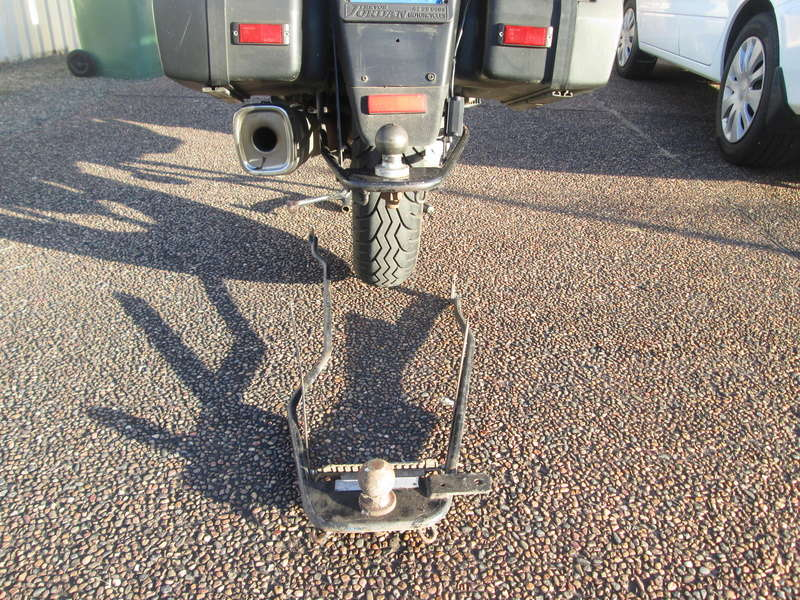 K1100RS tow hitch 02010