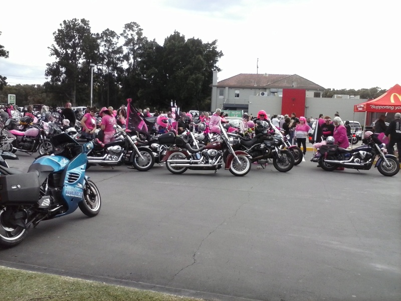 pinK ribbon ride Cam02711
