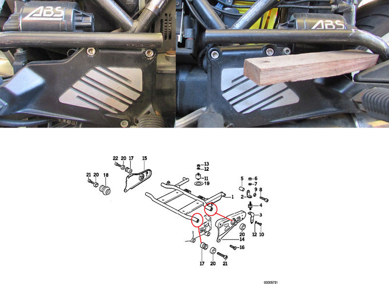 K1100RS tow hitch Foot_p11