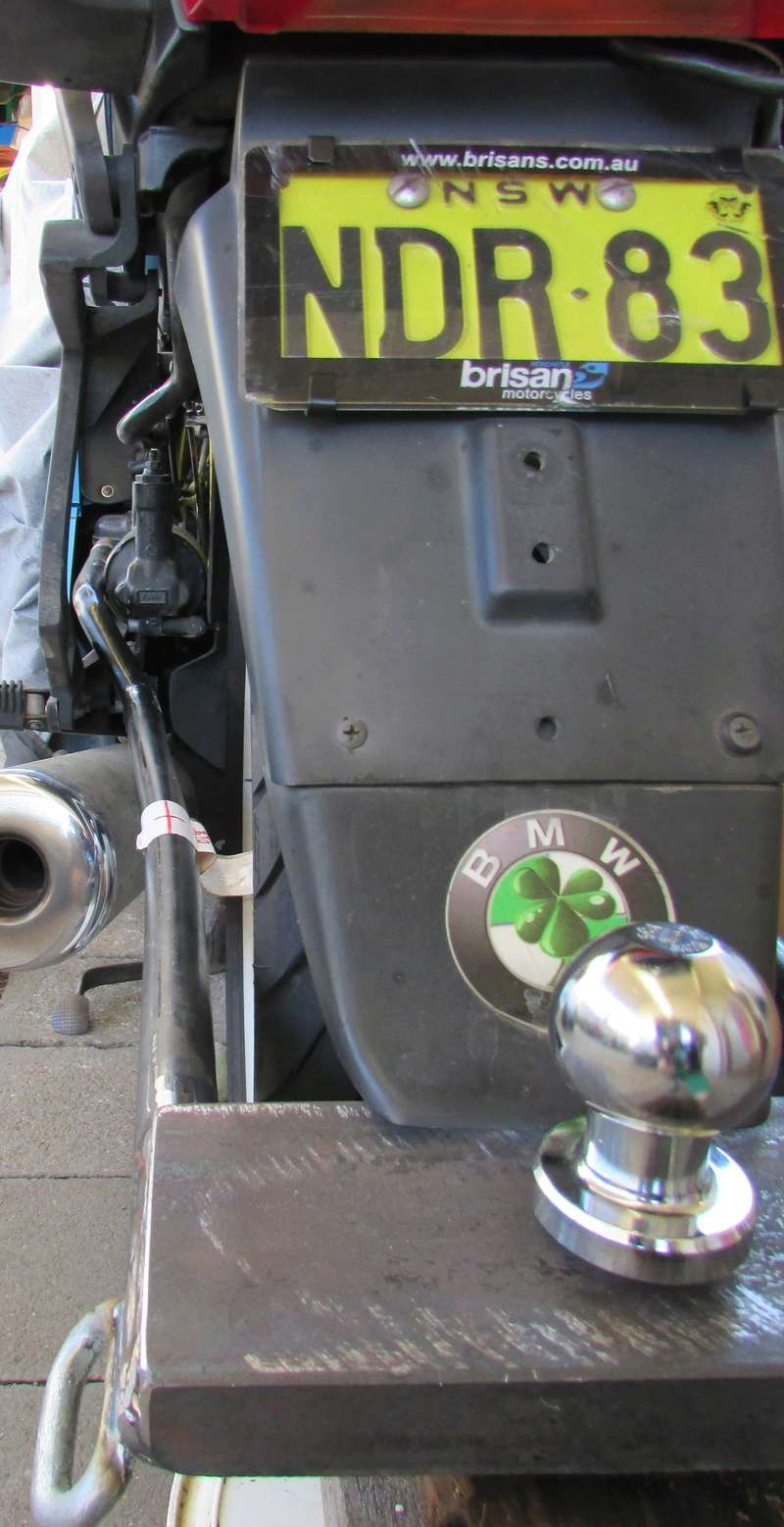 K1100RS tow hitch Img_0521