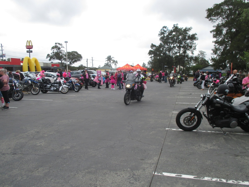 pinK ribbon ride Img_8212