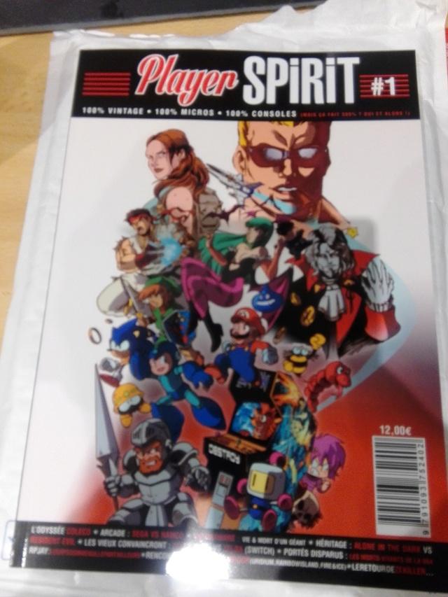 Player Spirit : le mag 100% Vintage, micros et consoles  Img_2010