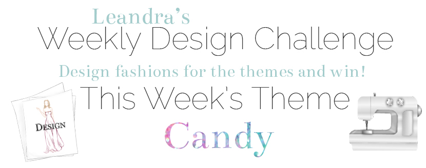 Leandra's Weekly Design Challenge: #9 Candy Week9c10