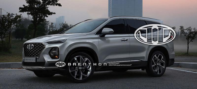 2018 - [Hyundai] Santa Fe IV 5024ae10