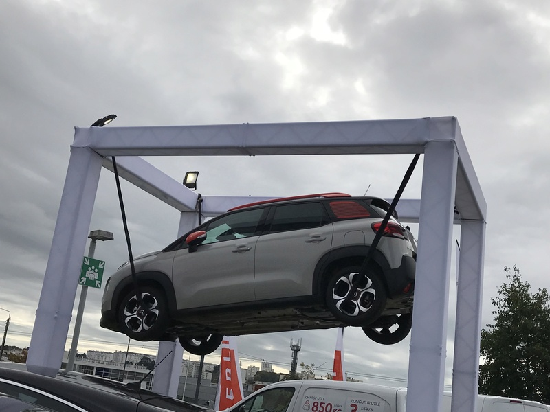 2017 - [Citroën] C3 Aircross [A88] - Page 13 69200c10