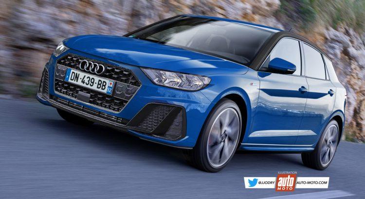 2018 - [Audi] A1 Sportback II - Page 6 84d3da10