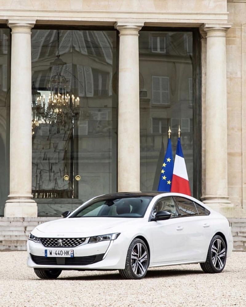 2018- [Peugeot] 508 II [R82/R83] - Page 23 Cc481610