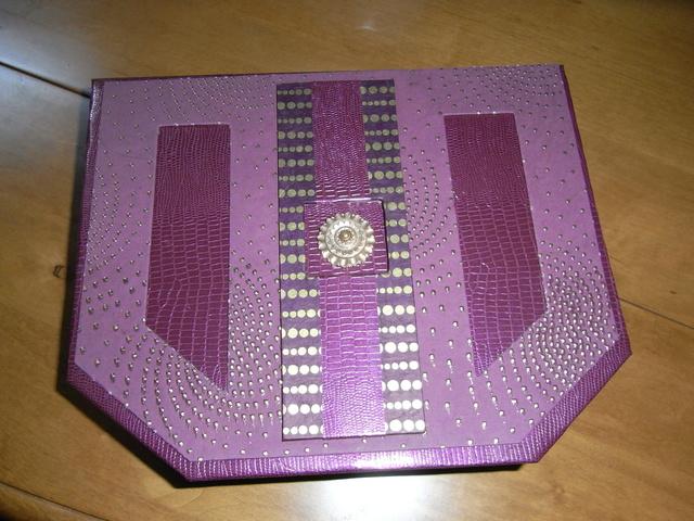 le cartonnage de marie jo Boites14