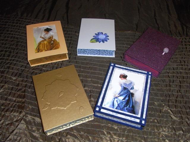 le cartonnage de marie jo Boites17