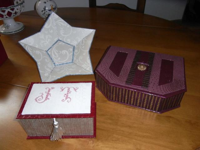 le cartonnage de marie jo Boites19