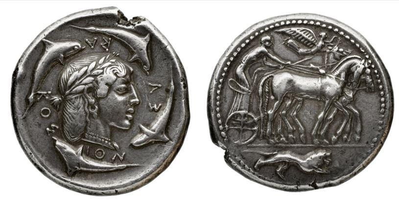 Les monnaies grecques de Brennos - Page 6 Demare10