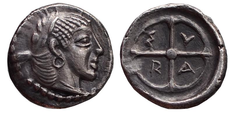 Les monnaies grecques de Brennos - Page 6 Syracu12