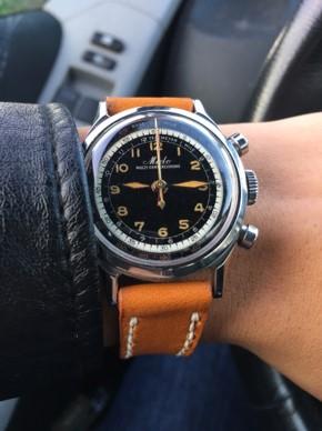 Quel est, à votre avis, le chrono vintage idéal pour un poignet moyen oupetit? Mido10