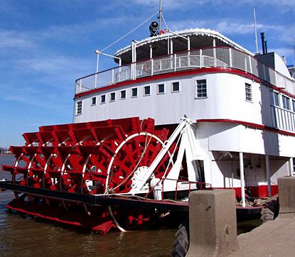 Diario di costruzione del battello King of Mississipi A-boat10