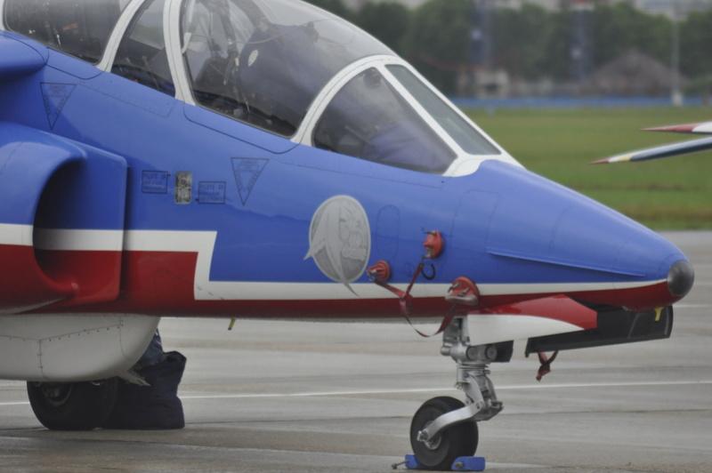 Alpha Jet Patrouille de France - Tournée US 2017 [Heller 1/72 + decals FFSMC] _dsc0014