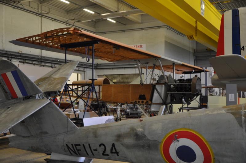 Photos des réserves du Musée du Bourget Dsc_3114