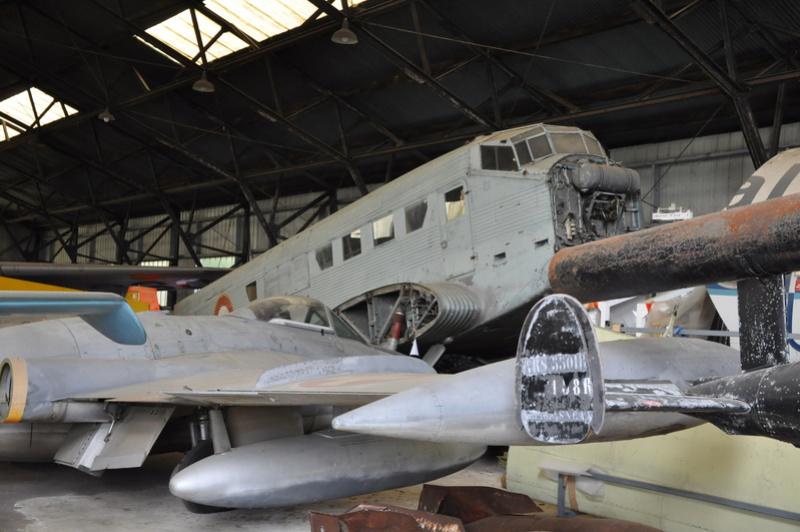 Photos des réserves du Musée du Bourget Dsc_3157