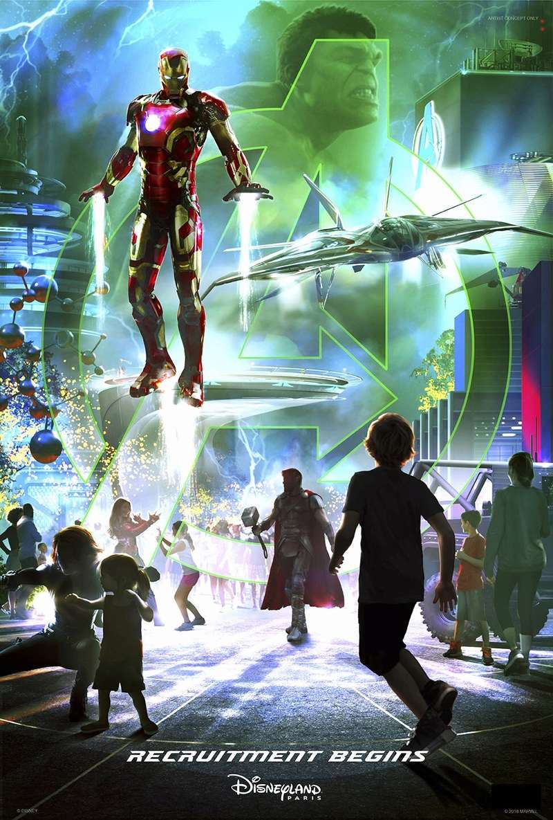 [News] Extension du Parc Walt Disney Studios avec Marvel, Star Wars, La Reine des Neiges et un lac (2020-2025) - Page 6 Dywujz11